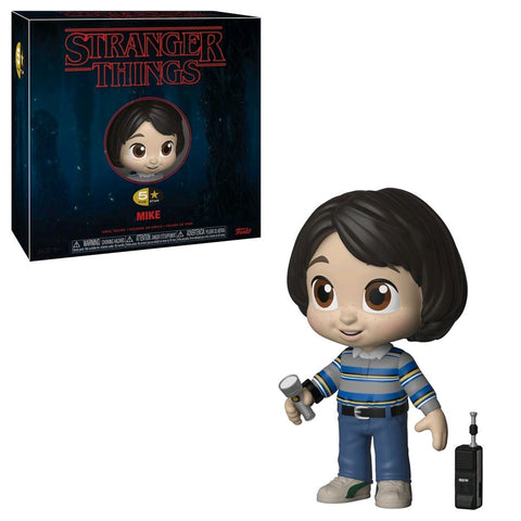 Stranger Things - Mike 5-Star Vinyl Figure - Pre-Order
