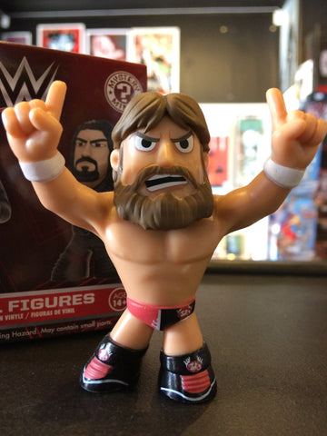 WWE- Loose Mystery Mini Figure: Daniel Bryan (1:12)