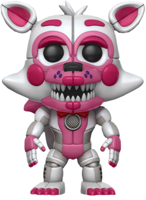 Five Nights at Freddy's: Sister Location - Funtime Foxy Pop! Vinyl Figure - Pre-Order