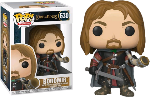 The Lord of the Rings - Boromir Pop! Vinyl Figure - Pre-Order