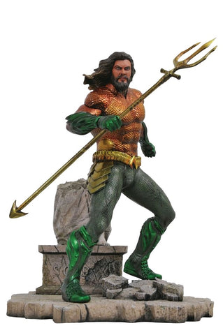 Aquaman Movie - DC Movie Gallery Aquaman PVC Statue - Pre-Order