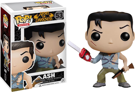 Army of Darkness - Ash Pop! Vinyl Figure