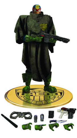 Judge Dredd - The Cursed Earth One:12 Scale Figure