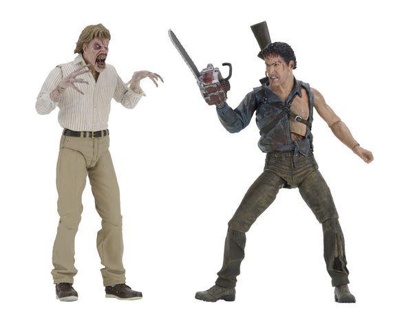 Ash vs Evil Dead - Hero Ash & Evil Ed Action Figure 2-Pack - Pre-Order