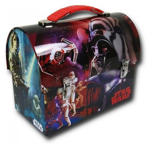 Star Wars - Carry All Tin Lunch Box