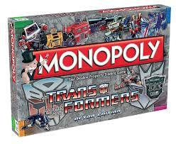 Monopoly - Transformers Retro Edition