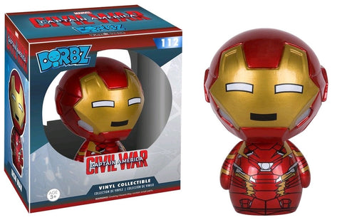 Captain America: Civil War - Iron Man Dorbz Vinyl Figure