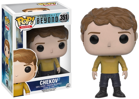 Star Trek: Beyond - Chekov Pop! Vinyl Figure
