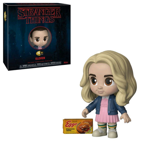 Stranger Things - Eleven 5-Star Vinyl Figure - Pre-Order