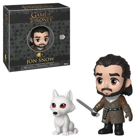 "Game of Thrones - Jon Snow 5 Star 4"" Vinyl Figure"