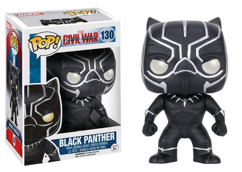 Captain America 3: Civil War - Black Panther Pop! Vinyl Figure