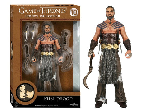 Game of Thrones - Khal Drogo Legacy Action Figure