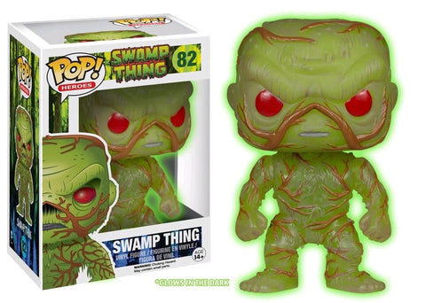 Swamp Thing - Swamp Thing Glow In The Dark Pop! Vinyl Figure