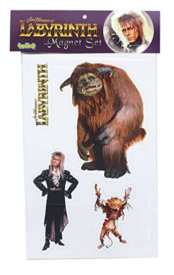 Labyrinth - Character Magnet Set - Pre-Order
