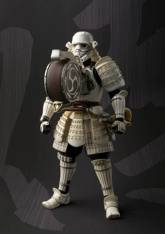 Star Wars - Taikoyaku Stormtrooper Action Figure by Bandai Tamashii Nations