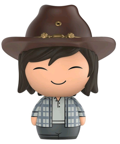 The Walking Dead - Carl Grimes with Sheriff Hat Dorbz Figure - Pre-Order