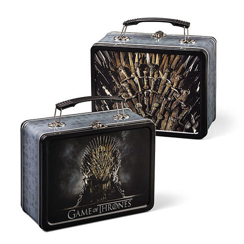 Game of Thrones - Iron Throne Lunch Box