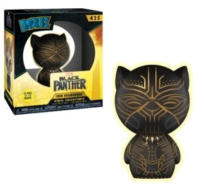 Black Panther - Erik Killmonger Glow in the Dark Dorbz Vinyl Figure - Pre-Order