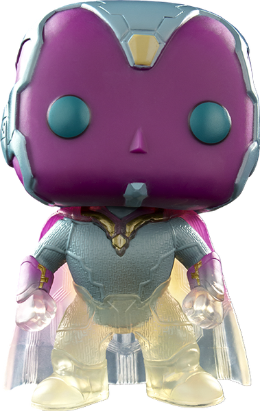 Avengers: Age of Ultron - Faded Vision Pop! Vinyl Figure