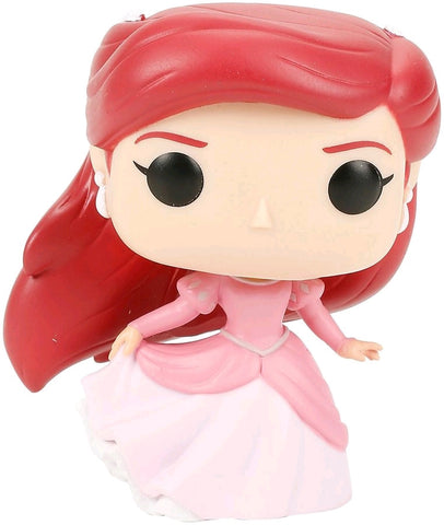 The Little Mermaid - Ariel Pink Glitter Gown Hot Topic Exclusive Pop! Vinyl Figure