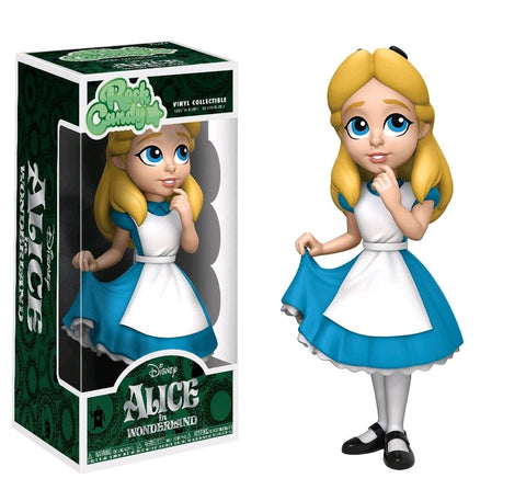 Alice in Wonderland - Alice Rock Candy Vinyl Figure