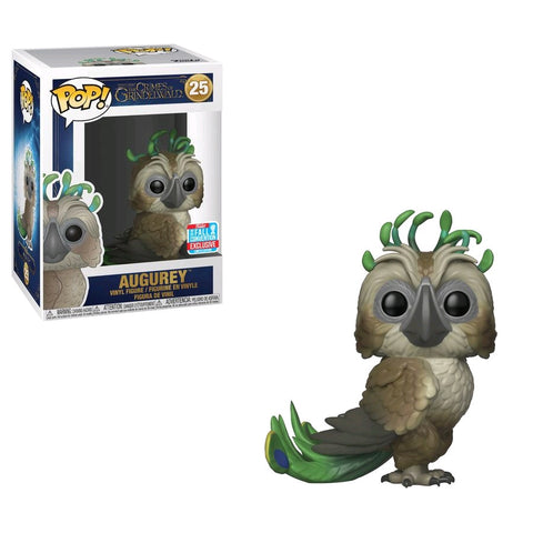 Fantastic Beasts 2: The Crimes of Grindelwald - Augurey NYCC 2018 Exclusive Pop! Vinyl Figure