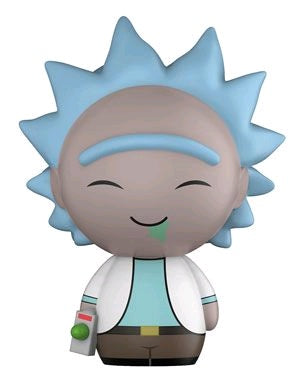Rick and Morty - Rick Dorbz Vinyl Figure - Pre-Order