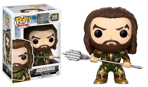 Justice League (2017) - Aquaman Pop! Vinyl Figure