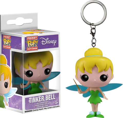 Peter Pan - Tinker Bell Pocket Pop! Keychain