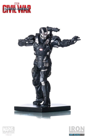 Captain America: Civil War - War Machine 1:10 Scale Statue