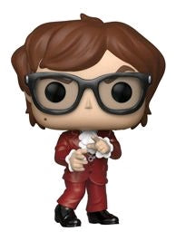 Austin Powers - Austin Powers Red Suit Pop! Vinyl Figure - Pre-Order