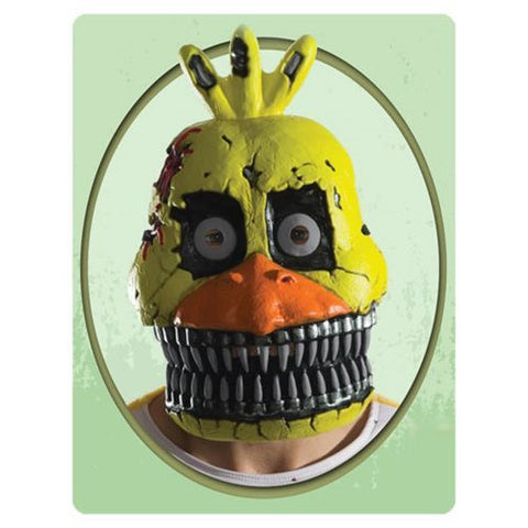 Five Nights at Freddy's - Nightmare Chica PVC Adult Mask - Pre-Order