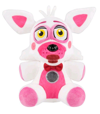 Five Nights at Freddy's: Sister Location - Funtime Foxy Plush Figure - Pre-Order