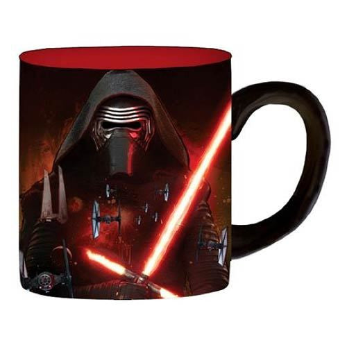 Star Wars - The Force Awakens - Kylo Ren Space 14 oz. Ceramic Mug