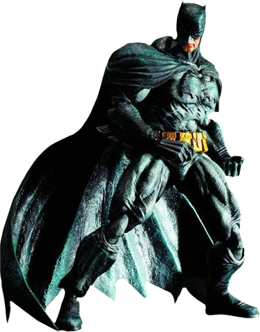 Batman: Arkham City - Batman Dark Knight Returns Play Arts Figure