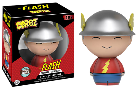 The Flash - Flash Golden Age Dorbz Figure