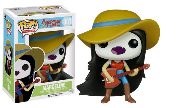 Adventure Time - Marceline with Ax Bass Pop! Vinyl Figure