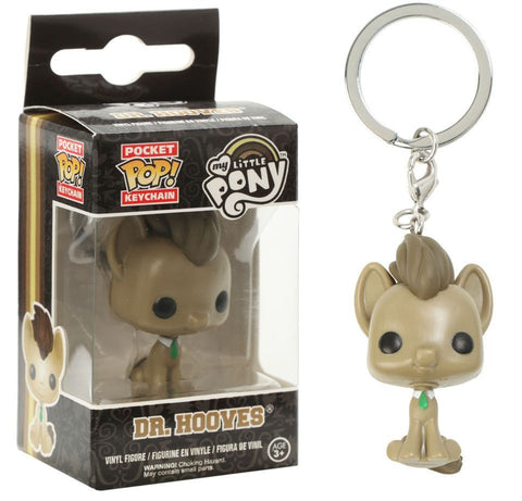 My Little Pony - Dr Whooves Pocket Pop! Keychain