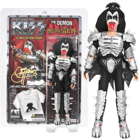 KISS - The Demon Bloody Version Monster 12 Inch Action Figure