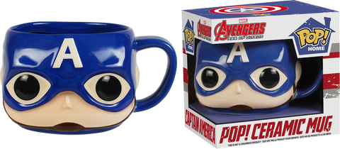 Captain America - Pop! Mug