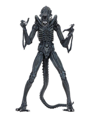 "Aliens - 7"" Ultimate Alien Warrior 1986 Blue Action Figure - Pre-Order"