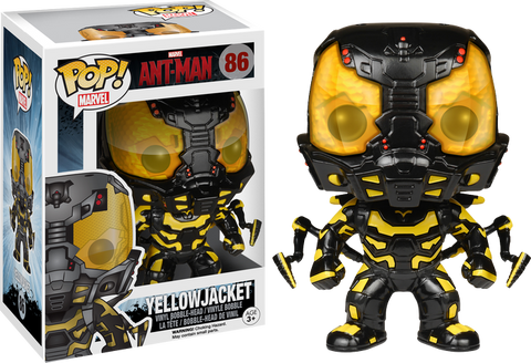 Ant-Man - Yellowjacket Pop! Vinyl Figure