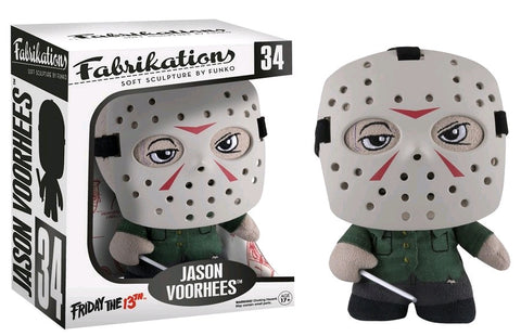 Friday the 13th - Jason Voorhees Fabrikations