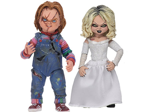 "Child's Play 2 - Bride of Chucky 7"" Scale Action Figure 2-Pack - Pre-Order"