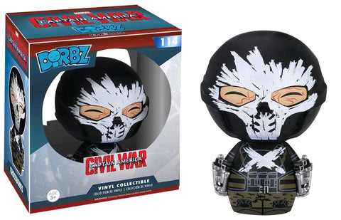 Captain America: Civil War - Crossbones Dorbz Vinyl Figure