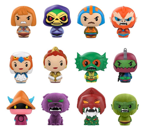 Masters of the Universe - Pint Size Heroes Mystery Mini Blind Bags Case of 24 Figures - Pre-Order