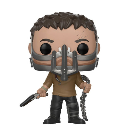 Mad Max: Fury Road - Max with Cage Mask Pop! Vinyl Figure - Pre-Order