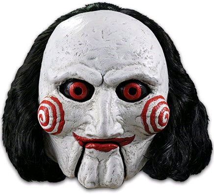 Saw - Billy Puppet Deluxe Mask - Pre-Order