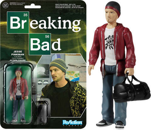 Breaking Bad - Jesse Pinkman ReAction Figure