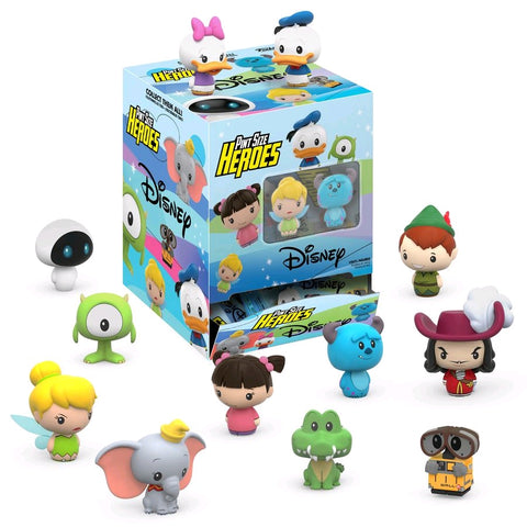 Disney - Series 2 Hot Topic Exclusive Pint Size Heroes Mystery Mini Blind Bags Case of 24 Figures